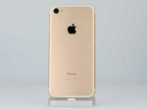 iPhone7(ゴールド)