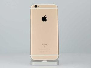 iPhone6sの背面写真