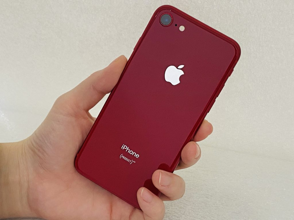 iPhone8(PRODUCT)RED
